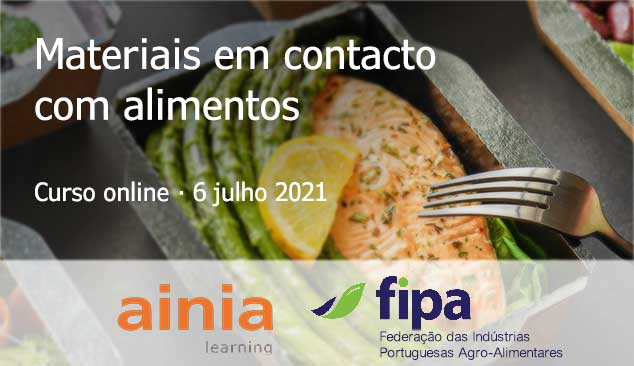 FIPA/AINIA | Formação em segurança dos alimentos